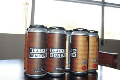 Black is Beautiful beer released at Sunshine