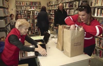 Friends of the McFarland Library book sale