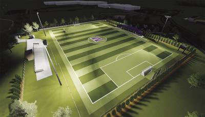 Warrior Soccer Stadium