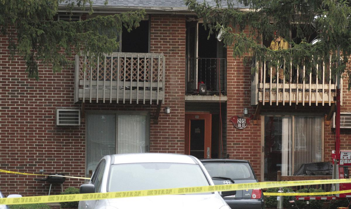 Cooking fire caused fatal May 5 blaze