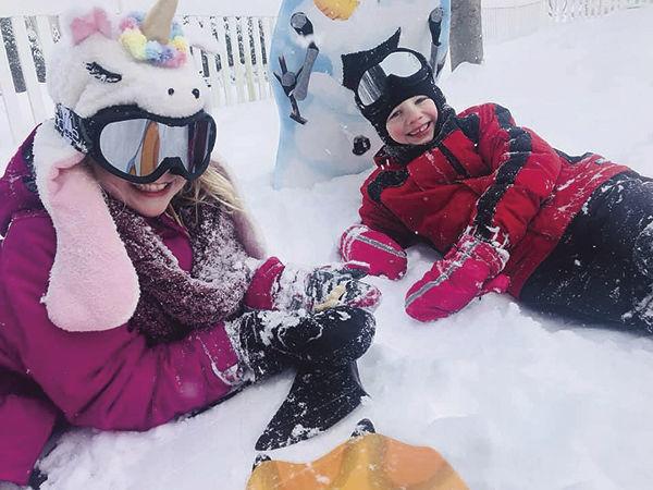 McFarland snow day