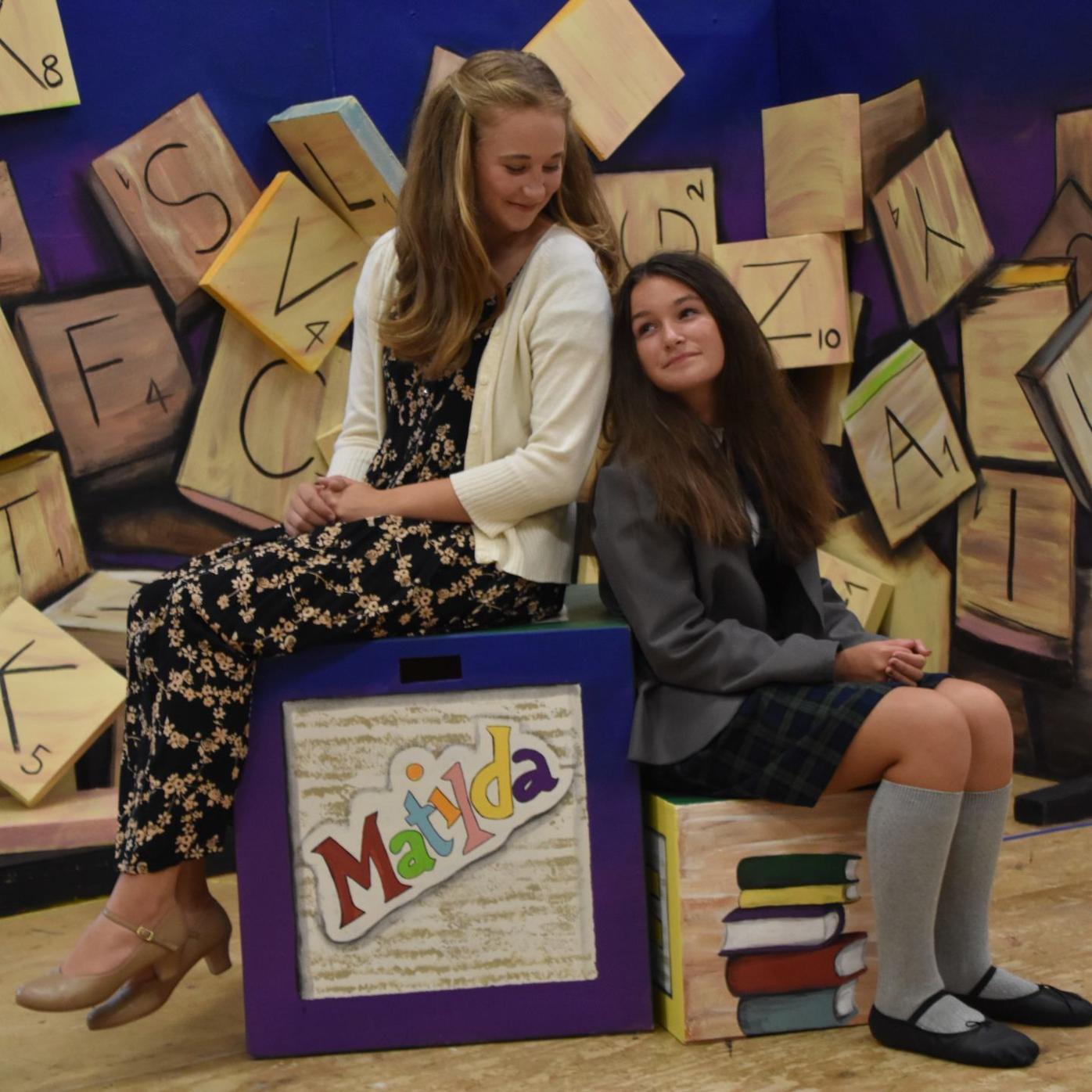 Matilda the Musical debuts Oct. 1.