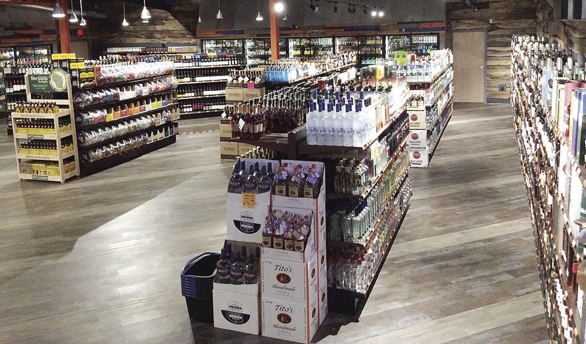 Alpine Liquors now open