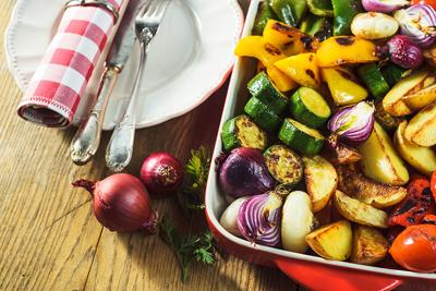 Healthy holiday fare