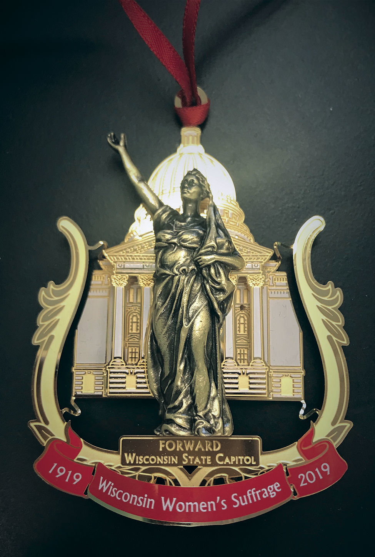 State Capitol Ornament (2019)