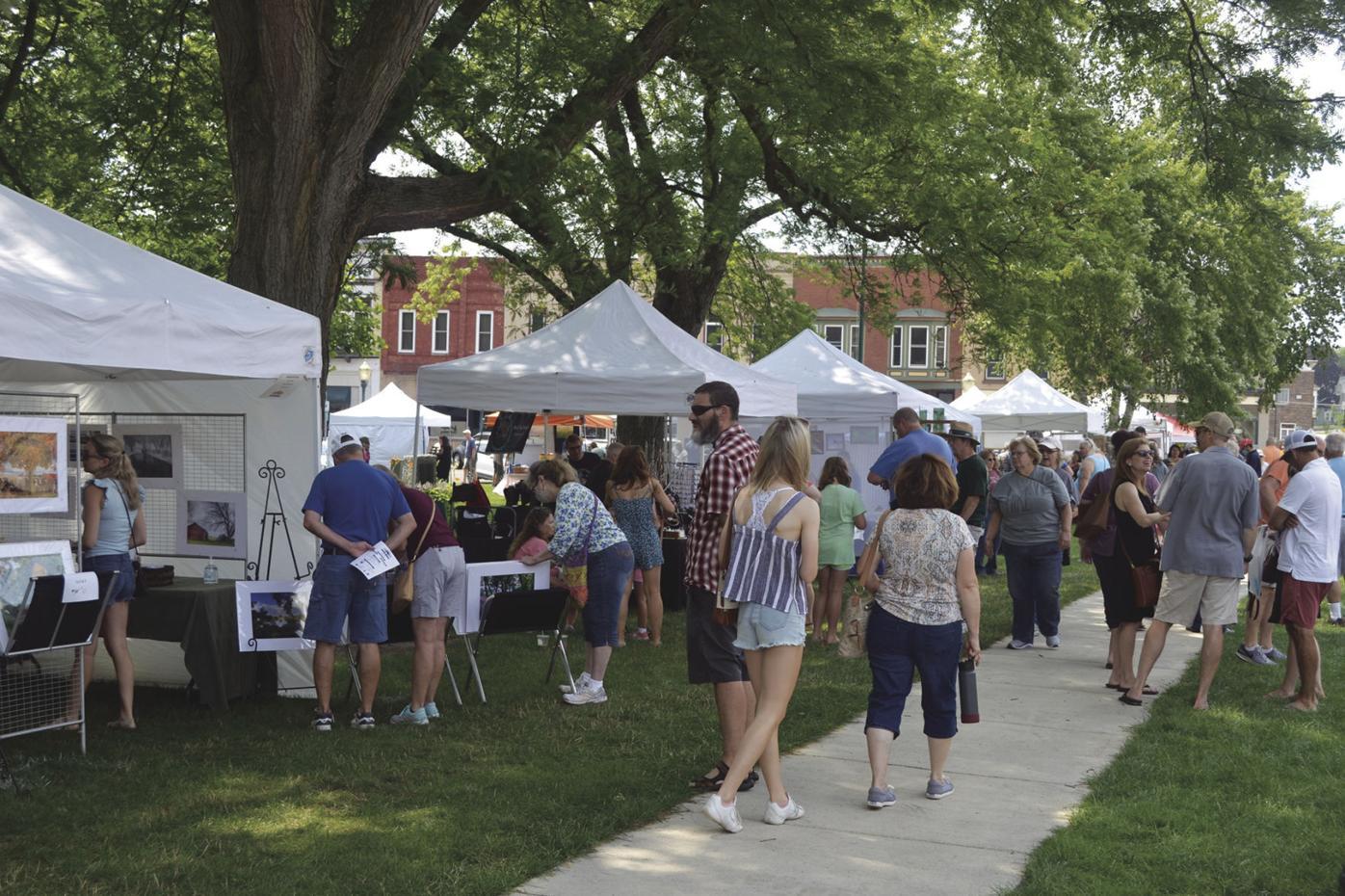 Lake Mills Art Festival
