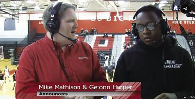 Mike Mathison and Getonn Harper