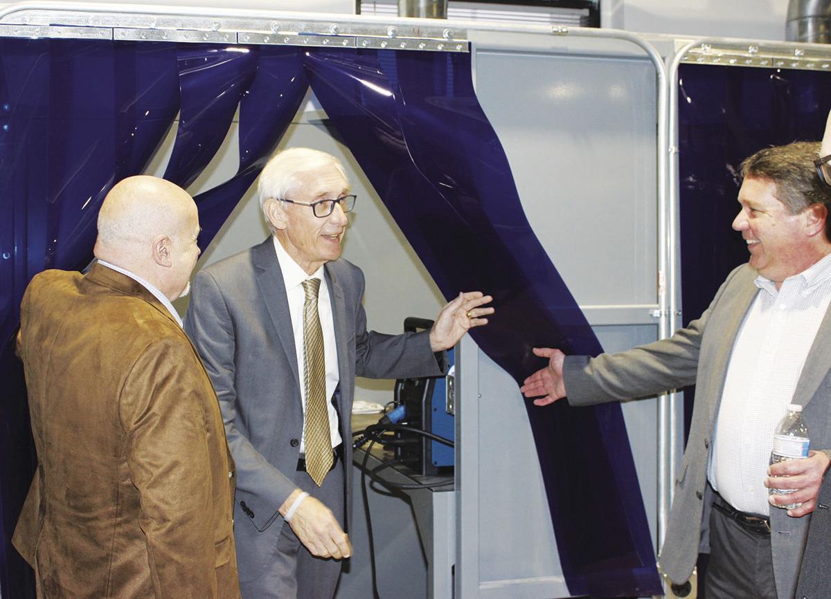 SMART Welding Booth (2019)