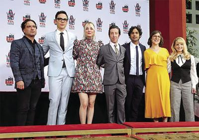 Big Bang Theory Cast (2019)