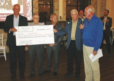 $260,000 donation
