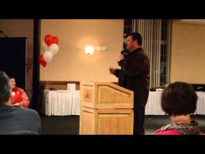 Frank Winters Q&A at the DeForest Area Chamber of Commerce Annual Dinner
