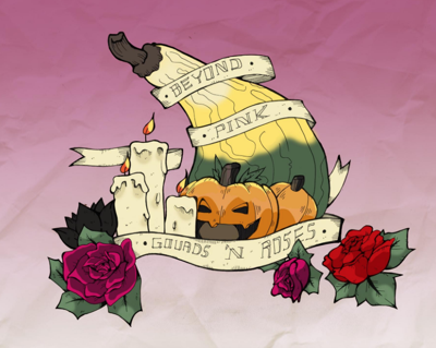 Gourds 'N Roses on Wed. Oct. 23 to raise funds for breast cancer community