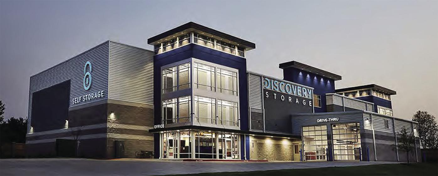 Discovery Storage