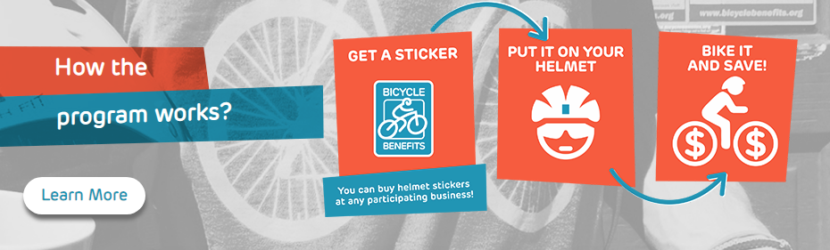 Bicycle Benefits program