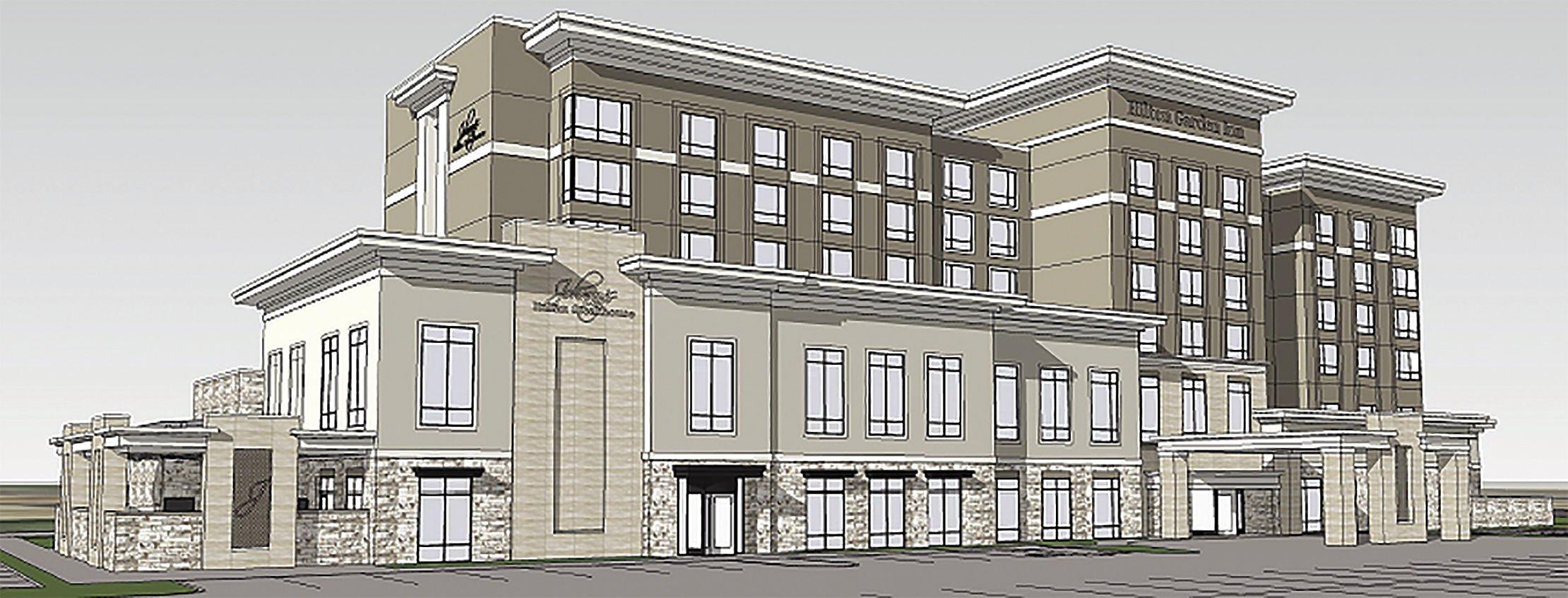 Hilton Garden Inn Given Final Approval
