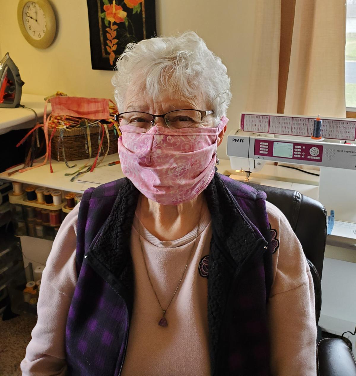 Cambridge quilters sew in-demand coronavirus face masks
