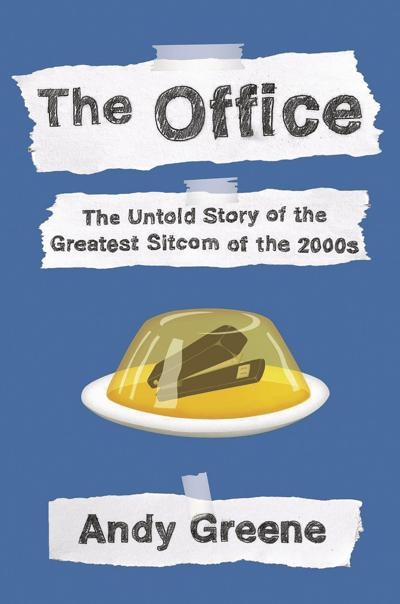 'The Office' book cover (2020)