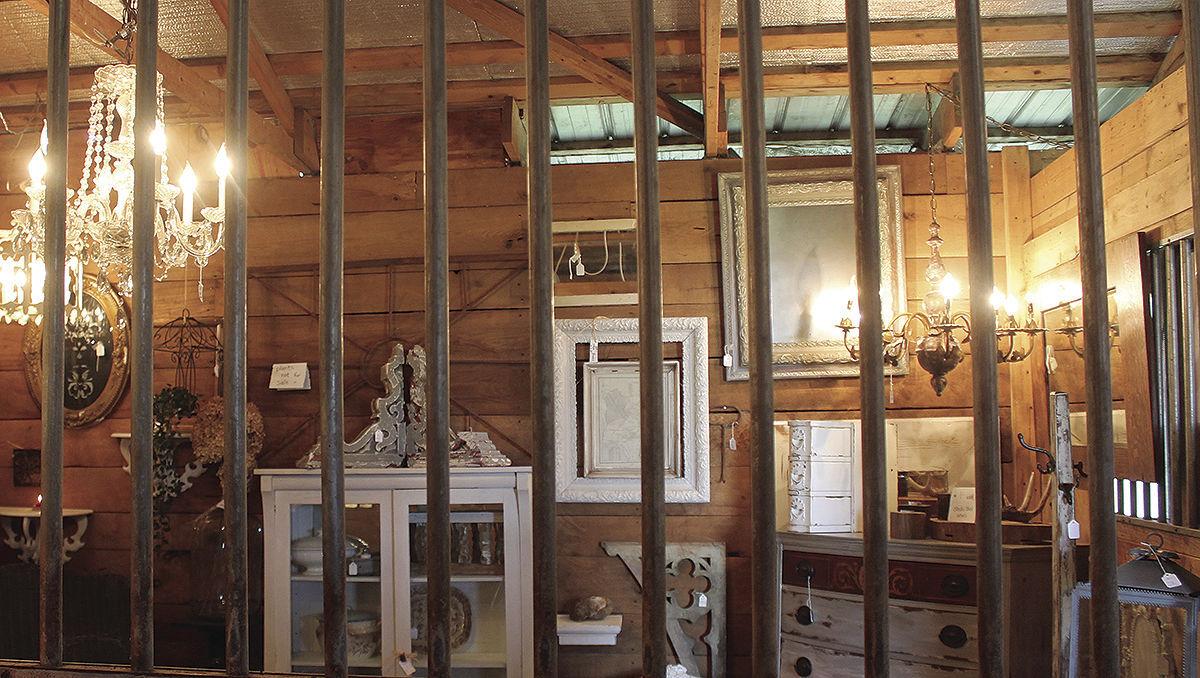 Repurposed barn