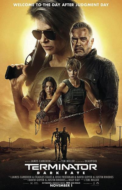 """""""Terminator: Dark Fate"""""""