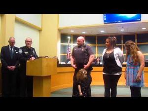 SPPD 2017 Employee of the Year