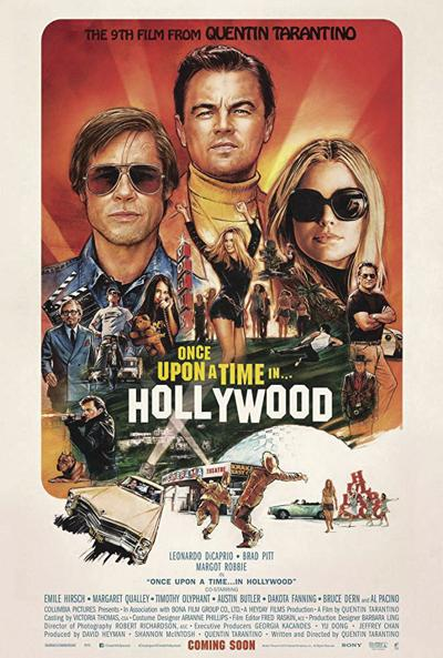 """Once Upon a Time...in Hollywood"""