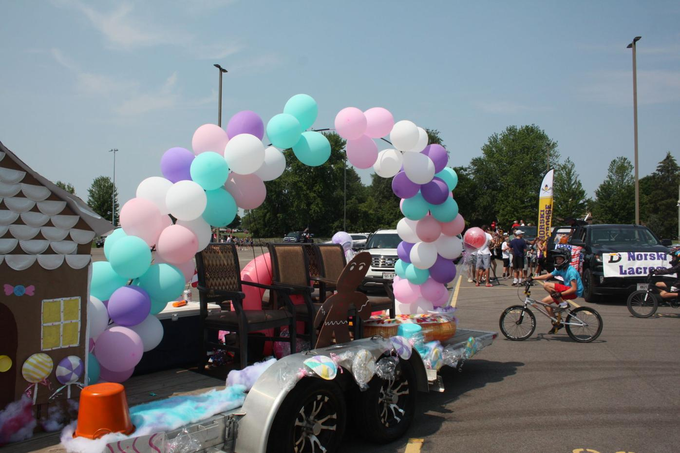 DeForest 4th of July Parade Lineup