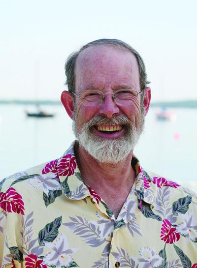 Author Don Sanford