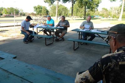 RKLD outdoor meeting