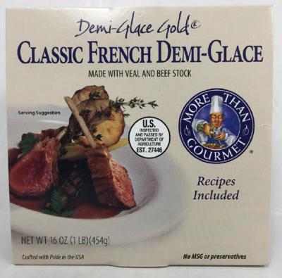 Classic French Demi-Glaze