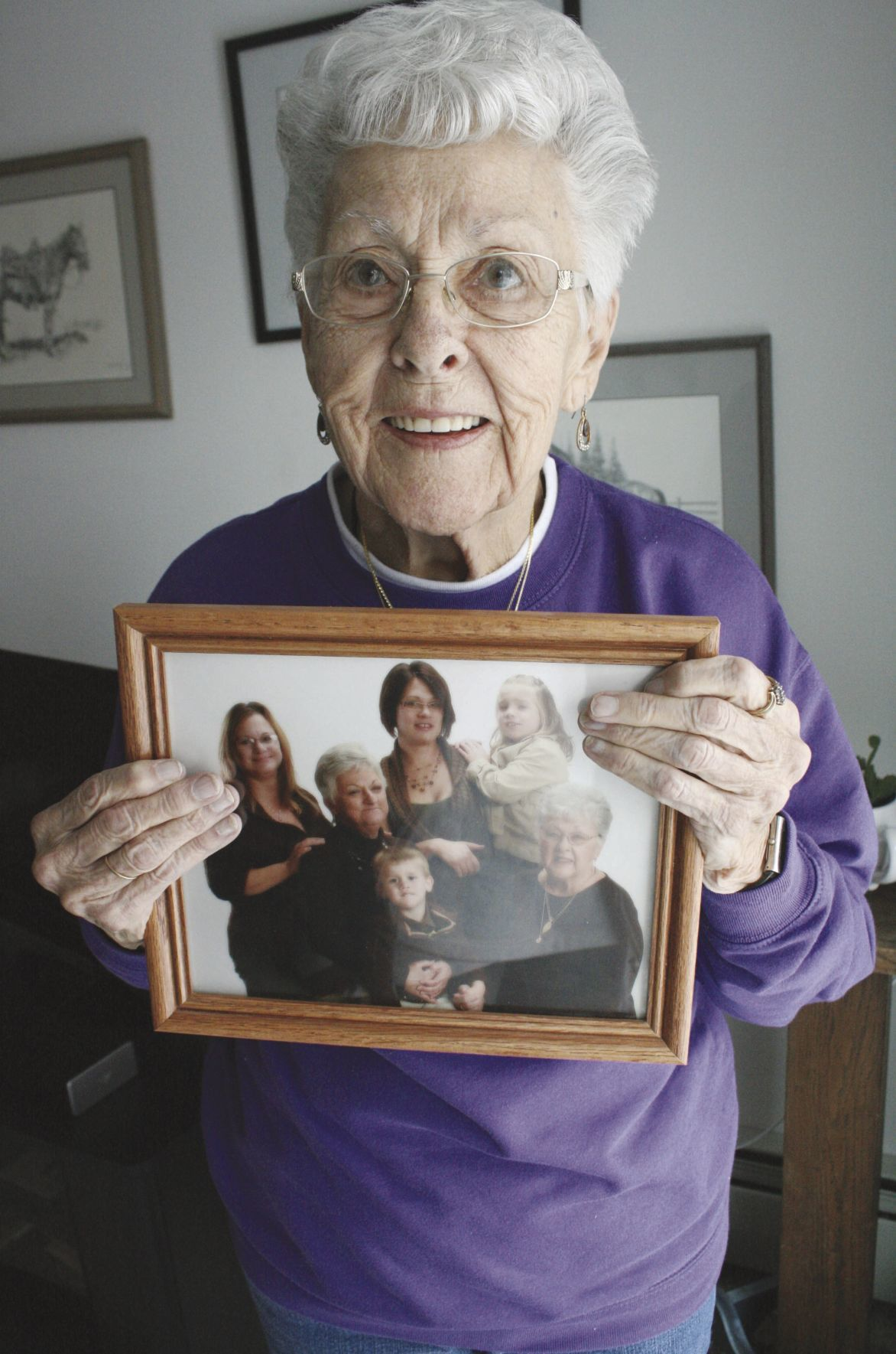 Know your neighbor: Betty Stowell