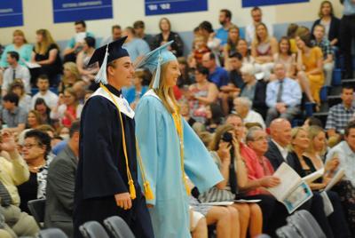 Lakeside graduation