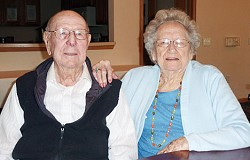 80 years of wedded bliss