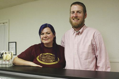 The Chocolate Caper now open in downtown Sun Prairie