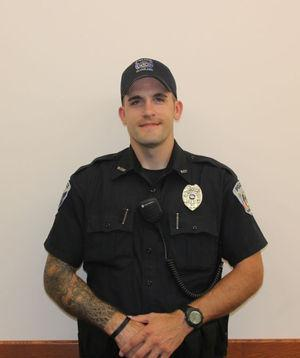 Mcfarland Police Officer Ryan Copeland Killed While On