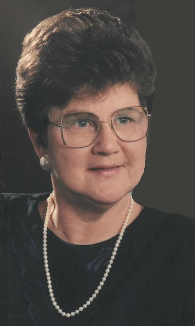 "Hilma ""Christy"" Irene Anderson"