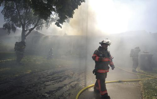 Waunakee Fire in mutual aid to Sun Prairie