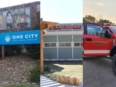 One City, Aldo Leopold, CG Fire