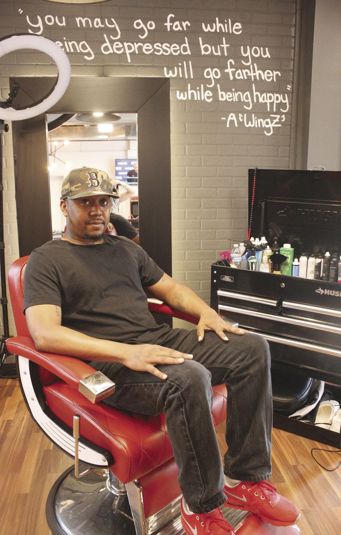 B. Right Barbershop focuses on community