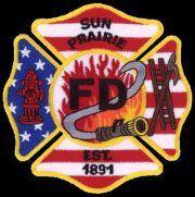 Sun Prairie Fire Department (SPFD) logo