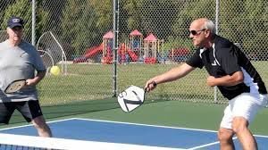 City backs pickle ball fundraising efforts for court expansion