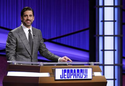 Aaron Rodgers on Jeopardy!