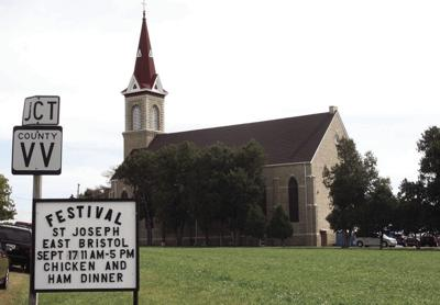 St. Joseph's Church in East Bristol (2017)