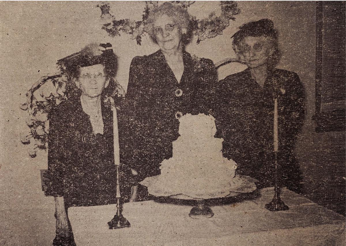 Lodi Woman's Club 1944