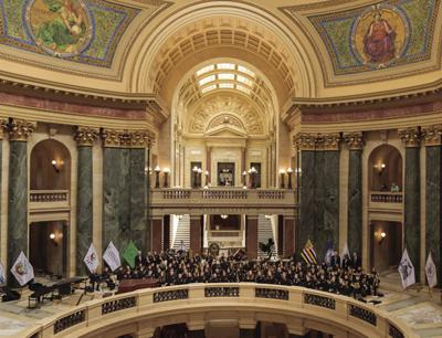 A Capitol performance