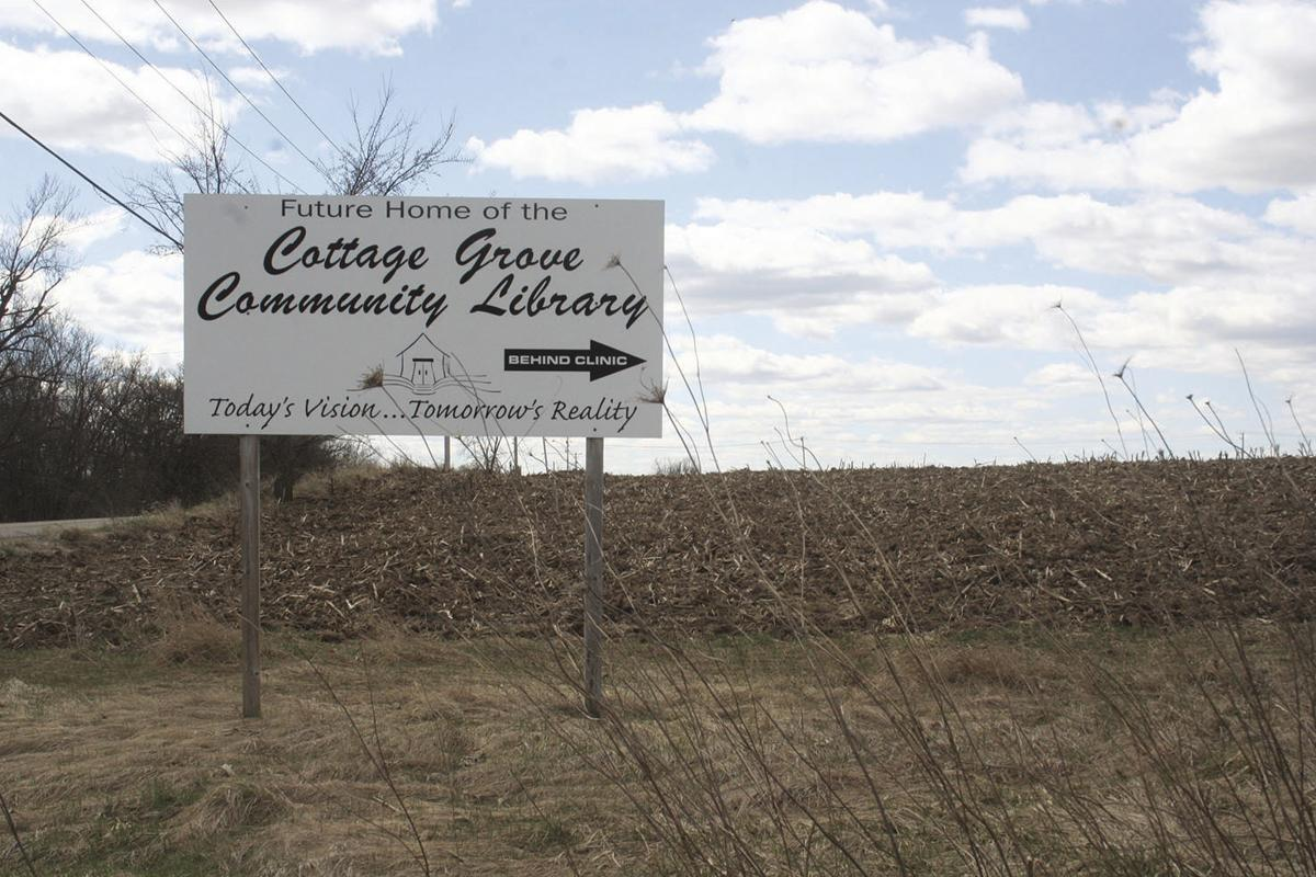 Who will serve on library committee?
