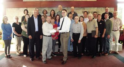 Sun Prairie Improvement Council presents $260,000 to Sun Prairie Library Foundation
