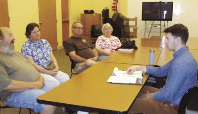 Health care, drugs discussed with Pocan representative