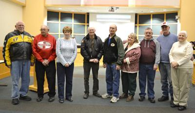 Crossing guards honored