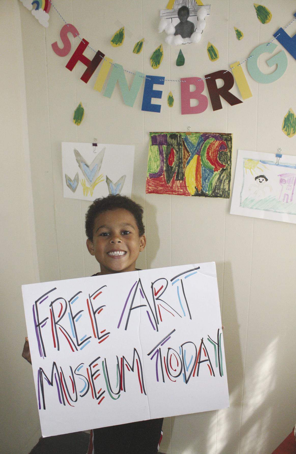 Art abounds for Sun Prairie kid