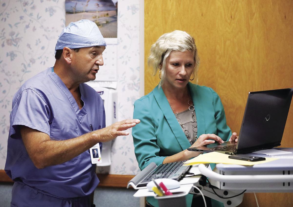 Working in rural health